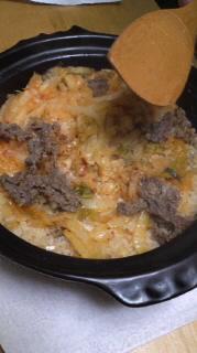 キムチ料理